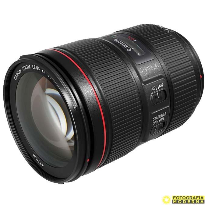 Canon 24-105mm Caratteristiche