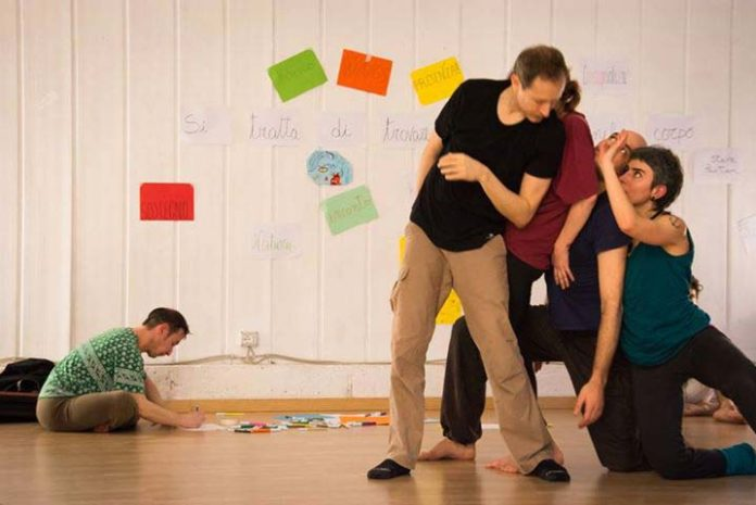 Contact Improvisation - Visioni in Contatto