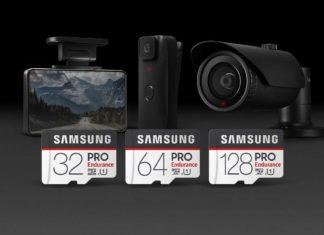Samsung Pro Endurance microsd 2018