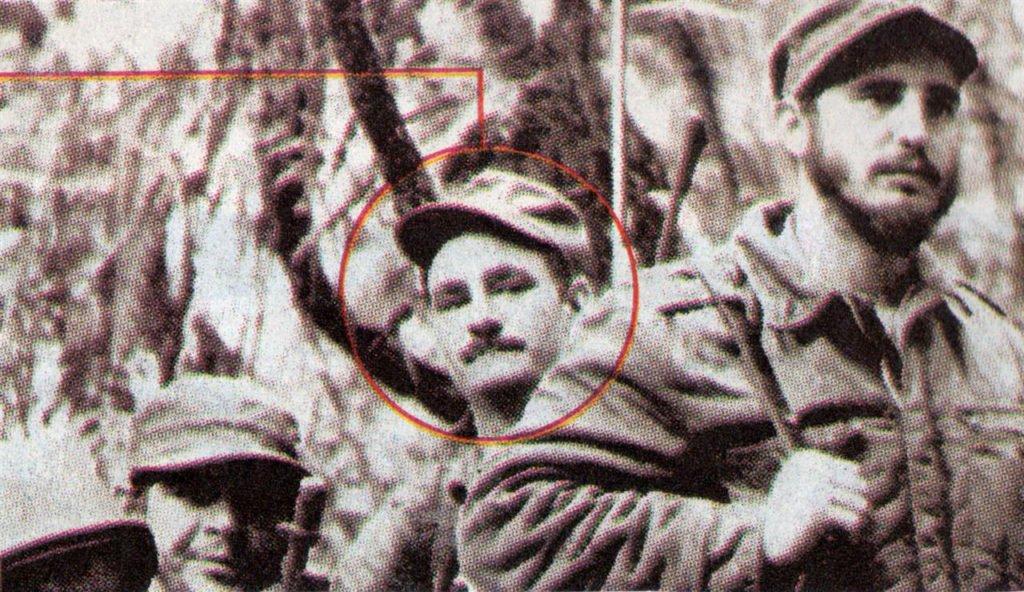 Gino Donee Paro,el Italiano, guerrigliero a Cuba