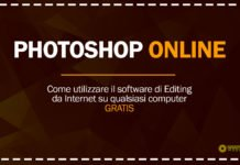 Photoshop Online, come utilizzare il software da internet