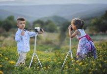 Confronto tra fotografi