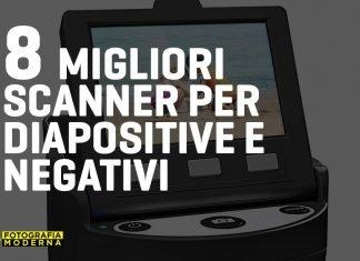 Migliori scanner per diapositive e negativi