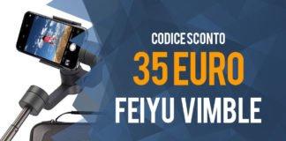 Feiyu Vimble 2: Codice sconto