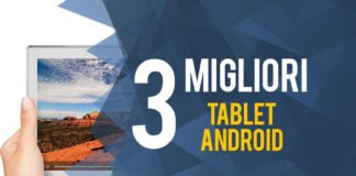 La classifica dei migliori tablet Android