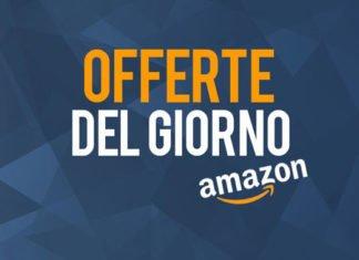 Offerte del giorno di Amazon