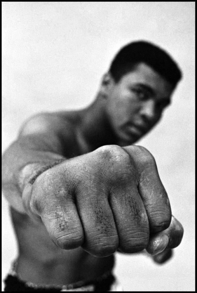Ritratto di Muhammad Ali
