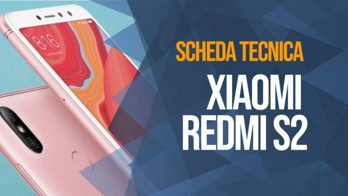 Scheda Tecnica dello Xiaomi Redmi S2