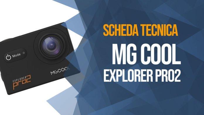 Scheda tecnica MGCool Explorer Pro 2