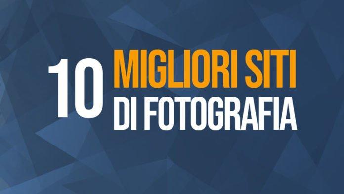 Migliori siti di fotografia In Italia