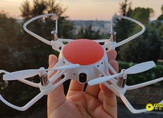 Come si guida il drone Mitu