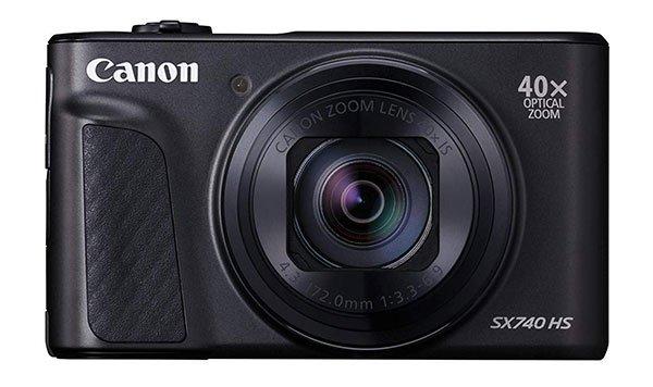 Compatta Canon PowerShot SX740