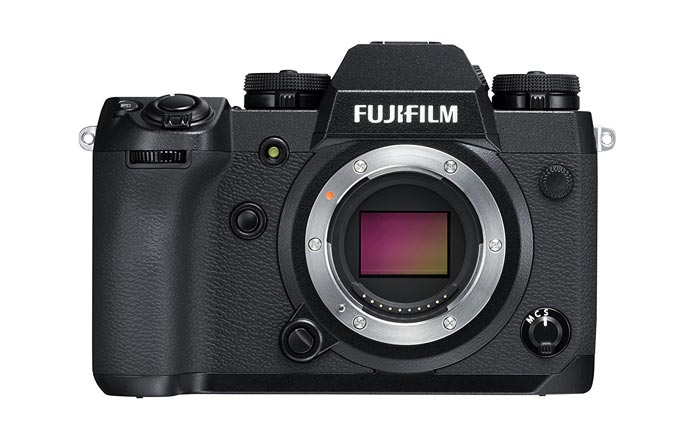 Mirrorless Fujifilm X-H1