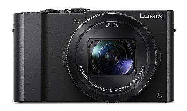Panasonic DMC-LX15EG-K Lumix LX15