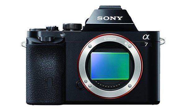 Sony Alpha 7 Fotocamera Digitale Compatta