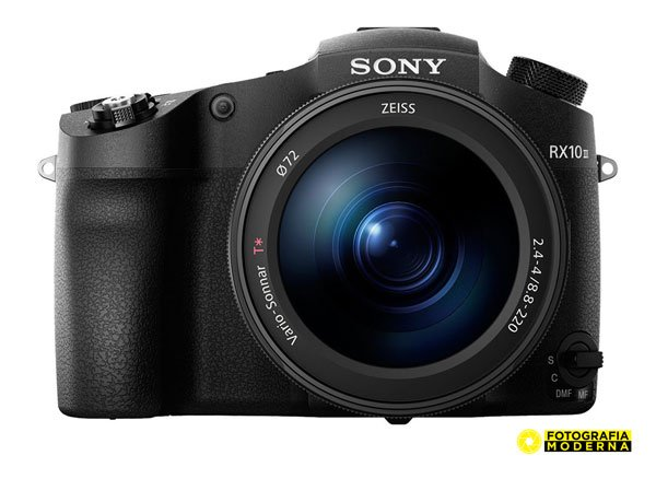 Migliore Fotocamera Bridge: Sony DSC-RX10 Mark III