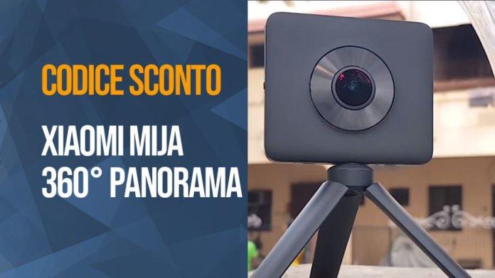 Codice Sconto Xiaomi Mija 360 Panorama