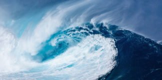 Come fotografare le onde del mare