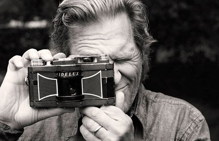 "Jeff Bridges, l'attore di ""The Big Lebowski"" è un appassionato di fotografia"