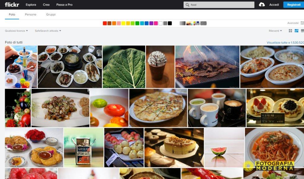 Migliori social network per fotografi: Flickr