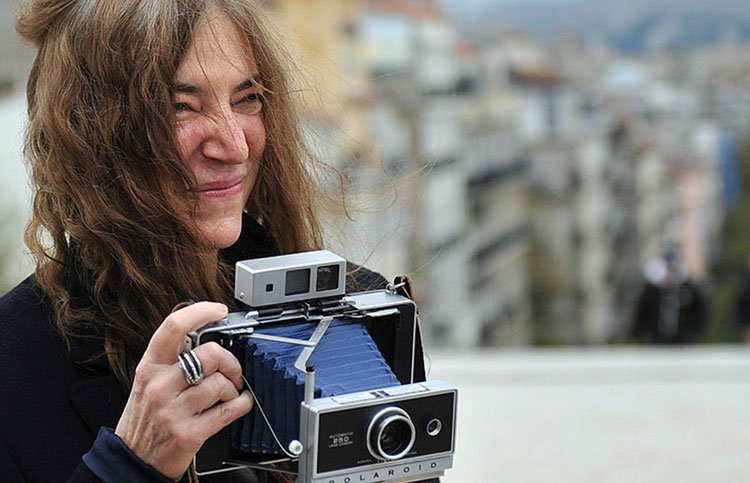 "Patti Smith e la sua ""Fotografia pura"""