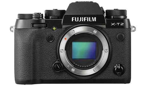 Aspetto estetico della Fujifilm X-T2