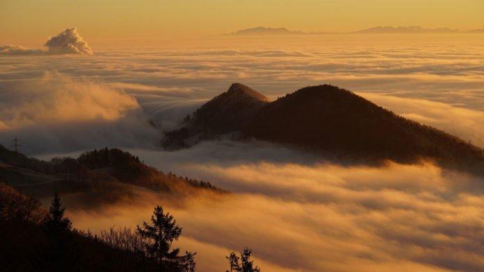Come fotografare con la nebbia i paesaggi