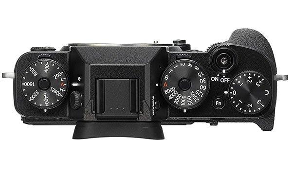 Le ghiere della Fujifilm X-T2
