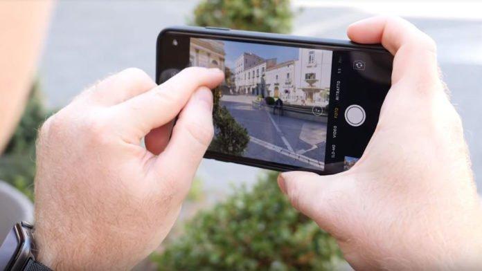 Migliorare le foto con iPhone