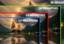 Cosa sono i megapixel