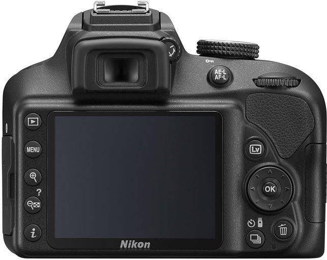 Le nostre opinioni sulla Nikon D3400