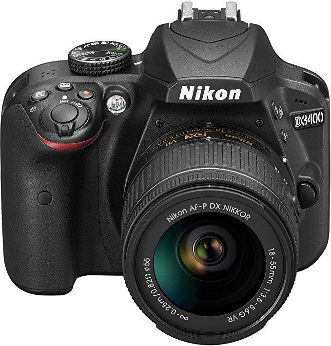 Caratteristiche della Nikon D3400