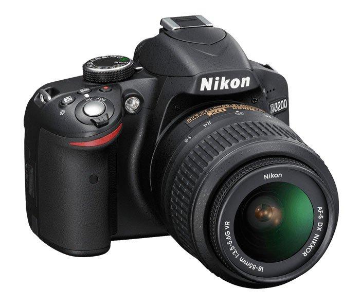 Recensione Nikon D3200
