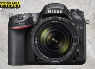 Recensione Nikon D7200