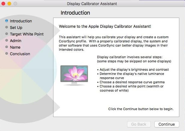 Come calibrare un monitor Mac