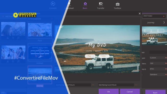 Come convertire file video AVI in Mp4 con Software Wondershare