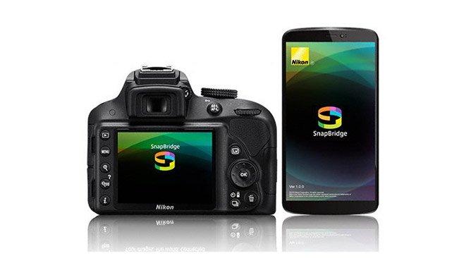 Come funziona l'applicazione Snapbridge della Nikon
