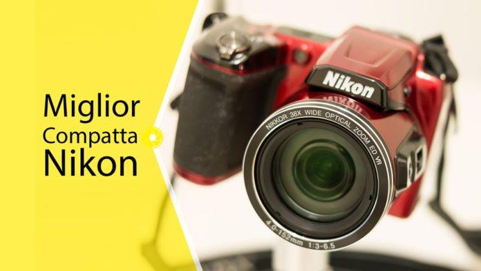 La miglior fotocamera compatta Nikon