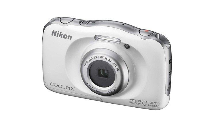 Fotocamera compatta impermeabile Nikon Coolpix W100