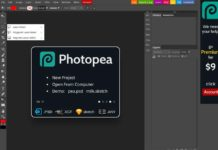 Photopea: Il software online gratuito per editing uguale a Photoshop