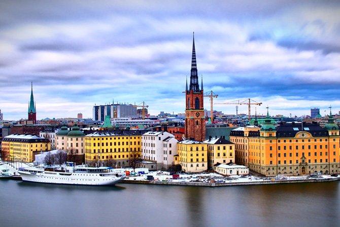 10 luoghi da fotpgrafare a Stoccolma