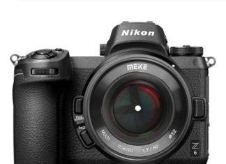 Nuovo obiettivo Meike 50mm F1.7 per le Nikon Z-Mount