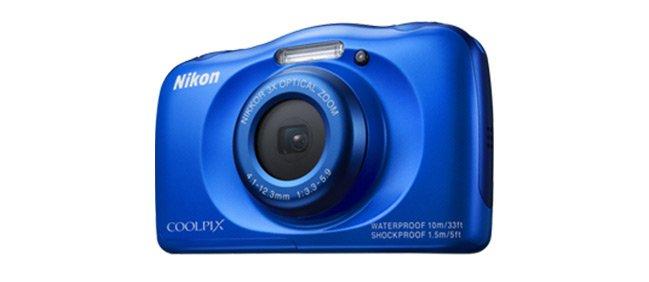 Le caratteristiche tecniche della Nikon S33