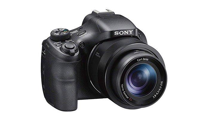 La Sony DSC-HX400V, una delle migliori ottiche Zeiss
