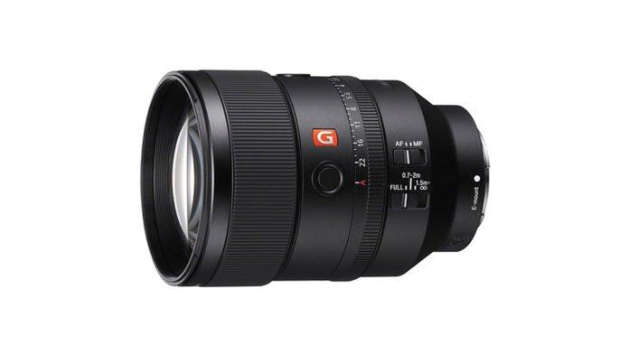 Sony annuncia l'obiettivo master FE 135mm F1.8 G