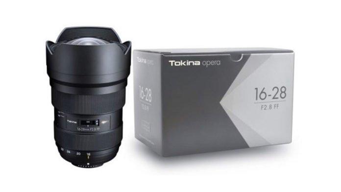 Tokina Opera 16-28mm f2.8