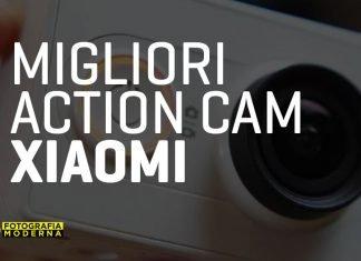 Le migliori Action Cam Xiaomi