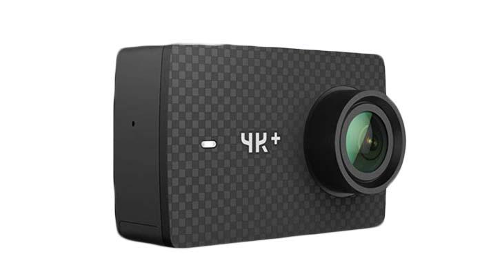 La miglior action cam Xiaomi, la Yi 4K+