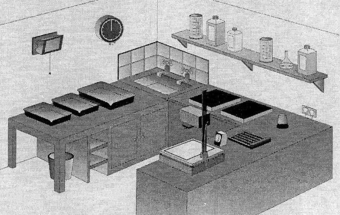 Come funziona la camera oscura