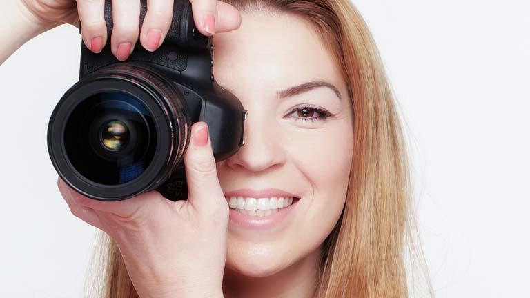 Come funziona una fotocamera DSLR
